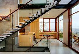urban home interior design sustainable urban home offers sweeping views over seattle skyline
