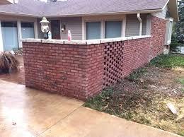 decorative brick walls after decorative brick wall decorative