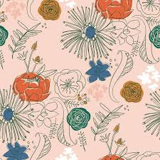 Chasing Paper Removable Wallpaper Chasing Paper U0027s New Floral Collection Is Perfection Domino