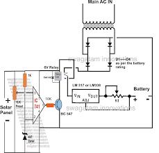 ups circuit diagram wiring diagram components