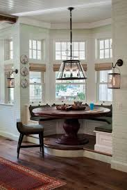 Breakfast Nook Window Treatment Ideas Furniture Functional Breakfast Nook Table Ideas Dining Room With