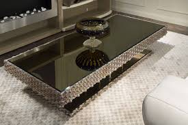 mesmerizing mirrored coffee table with furniture alluring rectangular mirrored coffee table with modern