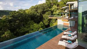 tropical modern luxury home in jungle idesignarch interior