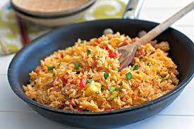 hawaiian fried rice a leftover ham recipe food folks and