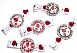 jewelry party favors ladybug party favors bug party favors stretch bracelets k