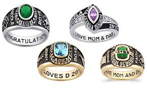 about class rings images Women 39 s class rings womens personalized class ring limogs jewelry jpg