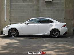 lexus is 250 sport 2015 new application tanabe nf210 springs for 2014 lexus is250 f sport
