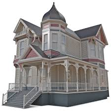 3d victorian house 3d set models pinterest victorian 3d and