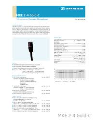 Microphone Users Guides