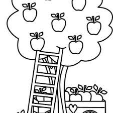 100 ideas apple tree coloring sheet on emergingartspdx com