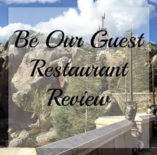 a little bolt of life be our guest dinner review