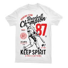 tshirt design baseball t shirt design thefancydeal