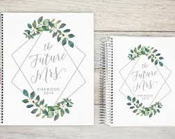 wedding planning guide wedding planner book etsy