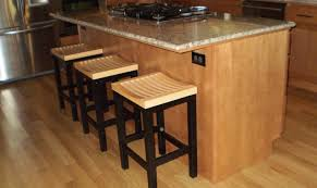Black Backless Counter Stools Commendable Black High Back Bar Stools Tags Black Leather