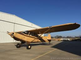 Barn Stormers Com 1949 Piper Pa 14 Family Cruiser Sold