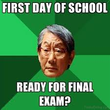 First Day Of Class Meme - 51 amazing school memes