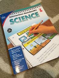 interactive science notebook review carson dellosa teacher