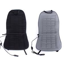 12v car front seat heated pad cushion winter warmer cover sale