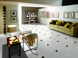 flooring white emser tile flooring plus sofa with cushions and