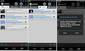 utorrent android torrents with utorrent app on android nexus 7