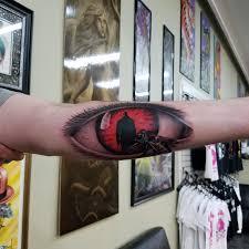 daniel gilbert tattoo artist aces high tattoo shop