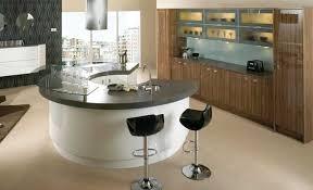 curved island kitchen designs modern kitchen designs with curved islands the home design