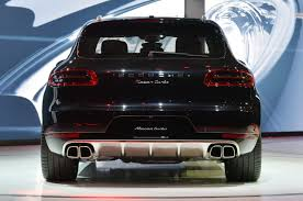 Porsche Macan Facelift - porsche debut u0027s their new compact suv official macan launch