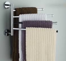 Kitchen Towel Bars Ideas Remarkable Ideas Hanging Bathroom Towels Kitchen Towel Hanging