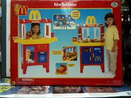 cuisine mcdonald jouet dinette mcdo