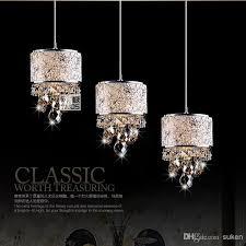 Lighting Chandeliers Modern Elegant Crystal Chandelier Pendant Lights Modern Crystal