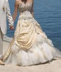 occasion mariage de mariée d occasion avec bustier pas cher occasion du mariage