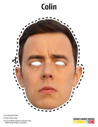 Funny Face Halloween Masks Halloween Masks For Tom Hanks And The Whole Hanks Clan From Funny Or