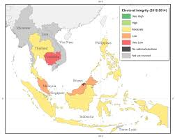 Southeast Asia Political Map by Southeast Asian Elections Worst In The World U2013 The Ceroc