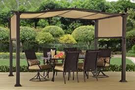Gazebo Or Pergola by Replacement Canopies For Gazebos Pergolas And Swings The