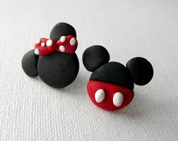 mickey mouse earrings mickey mouse jewelry etsy