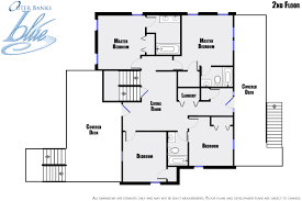 multiple family house plans atlantis found corolla vacation rentals outer banks blue