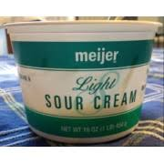 light sour cream nutrition meijer light sour cream calories nutrition analysis more fooducate