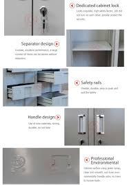 four door clothes steel locker bedroom furniture bedroom almirah