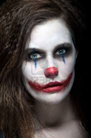 Halloween Makeup Clown Faces by 17 Best Inspiration Images On Pinterest Female Clown Halloween
