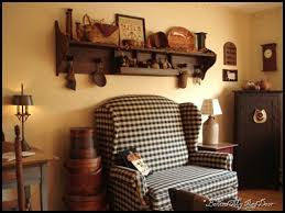 Primitive Decorated Homes Primitive Decorating Ideas For Living Room Home