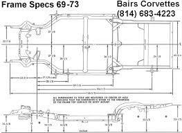 69 corvette specs frame question for my 1969 427 corvetteforum