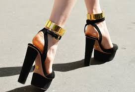 ankle cuff bracelet images Gold ankle cuffs purseforum jpg&a
