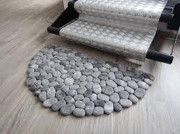 Design Ideas For Half Circle Rugs Felt Rug Bath Mat Grey Half Moon Amazing Rugs Throughout 0