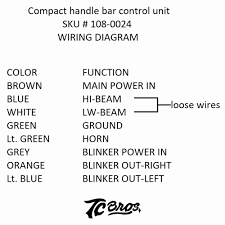 universal turn signal wiring diagram image collections diagram