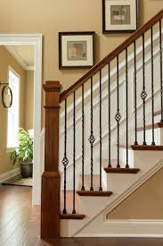 Banister On Stairs Best 25 Staircase Railings Ideas On Pinterest Railings