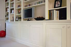 custom made living rooms display tv and media units