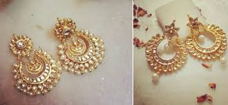 chandbali earrings chand bali earrings my current obsession pink chai living