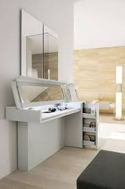 Bathroom Makeup Storage Ideas by Top 25 Best Modern Makeup Vanity Ideas On Pinterest Modern