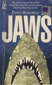 Peter Benchely - too much horror fiction jaws by peter benchley 1974 the amity