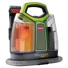 Where To Buy Upholstery Cleaner Bissell Little Green Proheat Portable Upholstery And Carpet